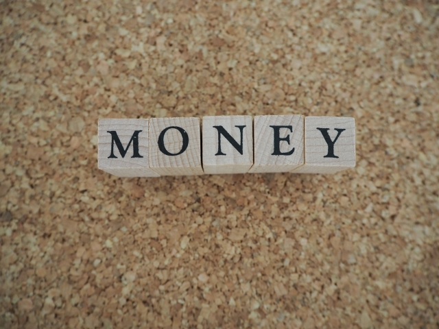 お金 写真